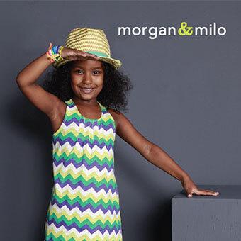 Morgan & Milo